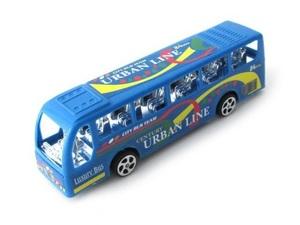 Автобус инерционный CityBusTeam, арт.40426 фото