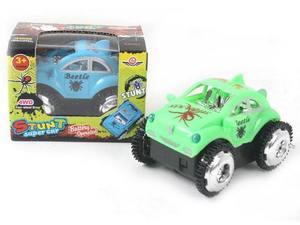 Машина-перевертыш малый Stunt 7.5 см. в коробке,, арт.43112 фото
