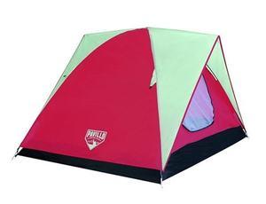 Палатка Woodlands 2хместн. 200х140х110см 2хслойн, 2входа,  арт.68042 (кор.6) фото