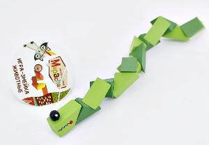 """Игра-змейка """"Животные"""", в дисплее, арт.76699 фото"""