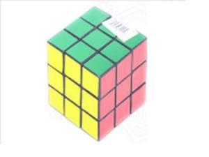 Кубик-головоломка 5.3 см. в пак, арт.44399 фото