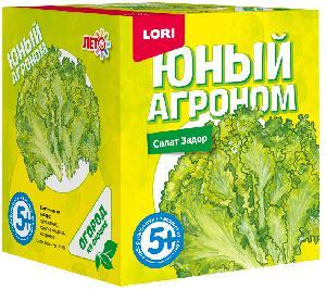 """Юный агроном """"Салат Задор"""" арт.Р-020 фото"""