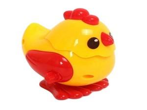 Игрушка заводная - Цыпленок желтенький в пак., арт.47529 фото