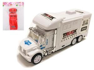 Машина инерционная -Трак СпецФургон малый в ассортименте в пак.,арт.46827 фото
