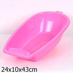 Ванна малая розовая, арт.155/2 фото