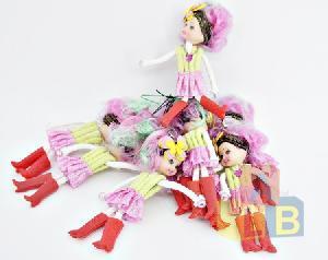 Кукла малая арт.0002 (кор.1000) фото