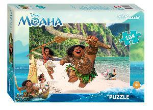 """Пазл 104 """"Моана"""" (Disney) арт. 82157 фото"""