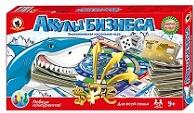 """Игра экономическая. """"Акулы бизнеса"""", арт.03516 фото"""