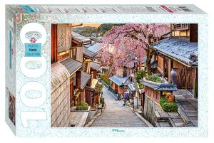 """Мозаика """"puzzle"""" 1000 """"Япония. Улица в Киото"""", арт.79146 фото"""