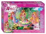 "Мозаика ""puzzle"" 104 ""Winx - 2"" (Rainbow) арт.82164 фото"