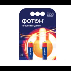 Эл.питания ФОТОН LR03 OP2(кор.20упак.) арт.22442 фото