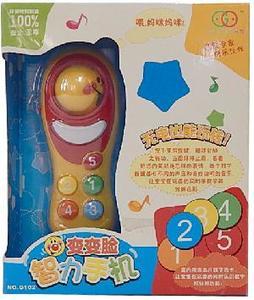 Телефон арт.G102 (кор.96) фото