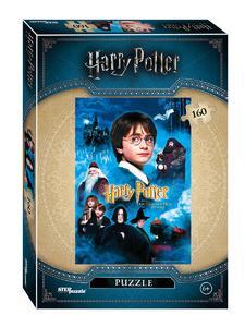 "Мозаика ""puzzle"" 160 ""Гарри Поттер"" (Уорнер Браз), арт.94076 фото"