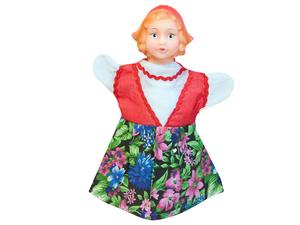 Красная шапочка (кукла-перч.), арт.11029 фото