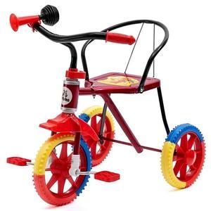 Велосипед 3 кол. Ежик, 9/8 кол.2 цвета, арт.641237 фото
