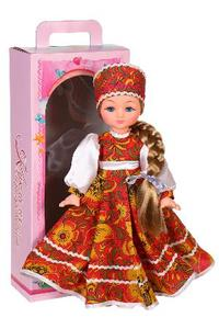Кукла Василина хохлома фото