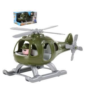 """Вертолет военный """"Гром""""  арт.67661 (кор.4) фото"""