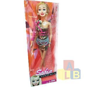 Кукла в одежде арт. BBL7758 (кор.96)Ш фото