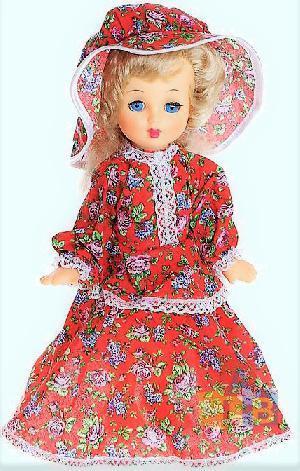 Кукла Ася фото