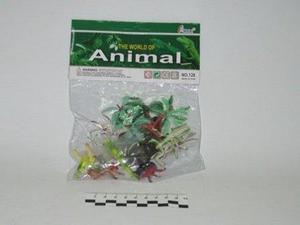 """Набор животных """"Насекомые"""" арт.128 (кор.288) фото"""