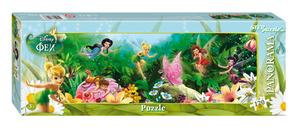 Пазл 120 Панорама Disney арт.75118 (1/8) фото