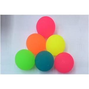 Мяч №210/45мм/пакет 50 штук/светятся, арт.210 фото