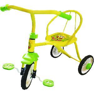 """Велосипед трехколесный, мет.колеса 8""""/6"""", Светлячок арт.GT2614 фото"""