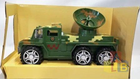 Военная машина э/м арт.DD1622A (кор.60)Ш фото