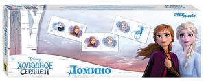 """Домино """"Холодное сердце"""" (Disney), арт.80126 фото"""