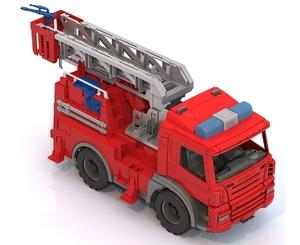 Спецтехника Пожарная машина арт.203 (кор.6) фото