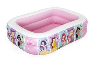 Надувной бассейн Disney Princess 201 х 150 х 51 см, 450 л, арт.91056 фото