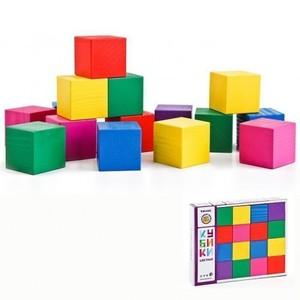 Куб.20 Цветные, арт.2323 фото