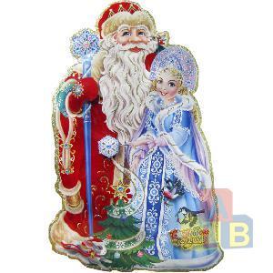 Панно новогоднее арт. SMR7302-2 (кор/500) фото