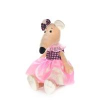 Крыса Анфиса в Розовом Платье, арт.MT-MRT021904-21 фото