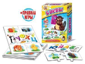 Умные игры Буквы арт.03989 фото