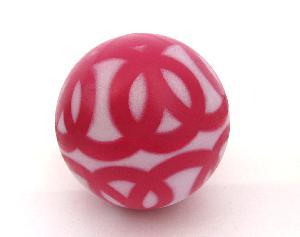 Мяч 150 мм лакир. с-32ЛП (сетка) арт.с-32ЛП (1/16) фото