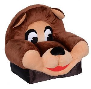 Мягкая игрушка  Медвежонок кресло, арт.2612 фото