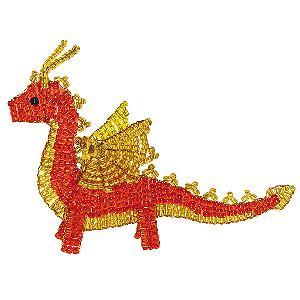 "Набор для изготовления фигурки ""Дракон"" арт. АА 05-528 фото"