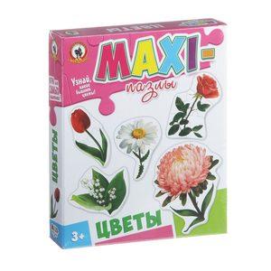 """Макси пазлы """"Цветы"""", арт. 03534 фото"""