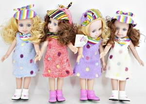 Кукла в одежде (в кор.10), арт.906-B фото