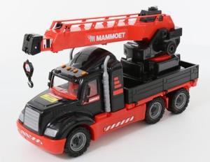 """MAMMOET"", автомобиль-кран с поворотной платформой арт.56771 фото"