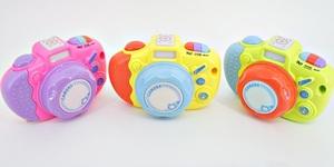 Фотоаппарат игрушечный, арт.HJ-8029 (1/24) фото