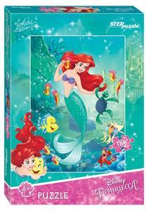 """Мозаика """"puzzle"""" 160 """"Русалочка - 2"""" (Disney), арт.94067 фото"""