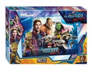 """Мозаика """"puzzle"""" 160 """"Стражи галактики - 2"""" (Marvel), арт.94077 фото"""