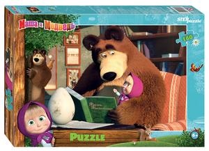 """Мозаика """"puzzle"""" 160 """"Маша и Медведь - 2"""", арт.94089 фото"""