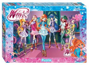 "Мозаика ""puzzle"" 160 ""Winx"" (Rainbow), арт.94093 фото"