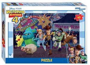 """Мозаика """"puzzle"""" 160 """"История игрушек - 4"""" (Disney/Pixar), арт.94098 фото"""