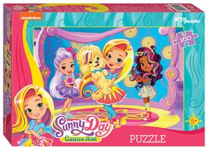 "Мозаика ""puzzle"" 160 ""Sunny Day"" (Никелодеон), арт.94115 фото"