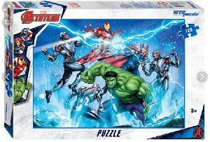 """Пазл 120 """"Marvel-2"""" арт.75153 фото"""