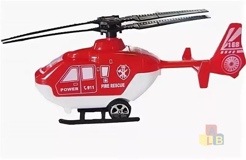 Вертолёт арт.168-1Q (кор.600)Ш фото